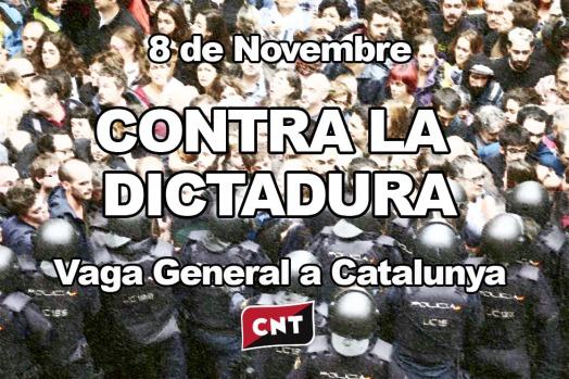 8n Contra la dictadura